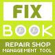 FixBook – Repair Shop Management Tool (Project Management Tools) Download