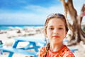 Young girl at the beach - PhotoDune Item for Sale