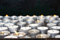 Prayer candles in church – close up - PhotoDune Item for Sale