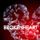 Shattered Heart Vector - GraphicRiver Item for Sale