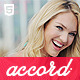 Accord - Responsive Multipurpose HTML5 Template