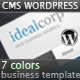 IdealCorp - Premium Business WordPress Template
