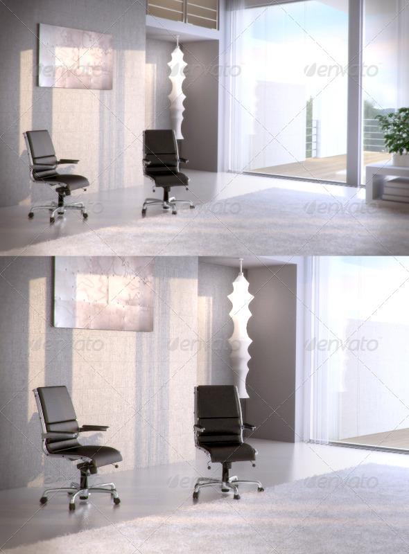 3DOcean Topdeq Artes Sit-it Execute chair 96795