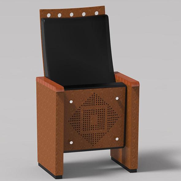 prem sofa - 3DOcean Item for Sale