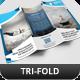 Creative Corporate Tri-Fold Brochure Vol 34