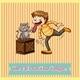 Idiom Cat's Got Your Tongue