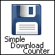 Simple Download Counter