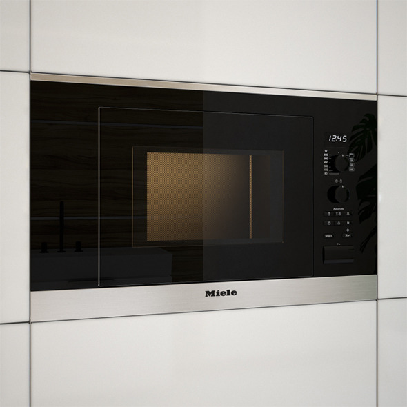 Miele M6032 Microwave - 3DOcean Item for Sale