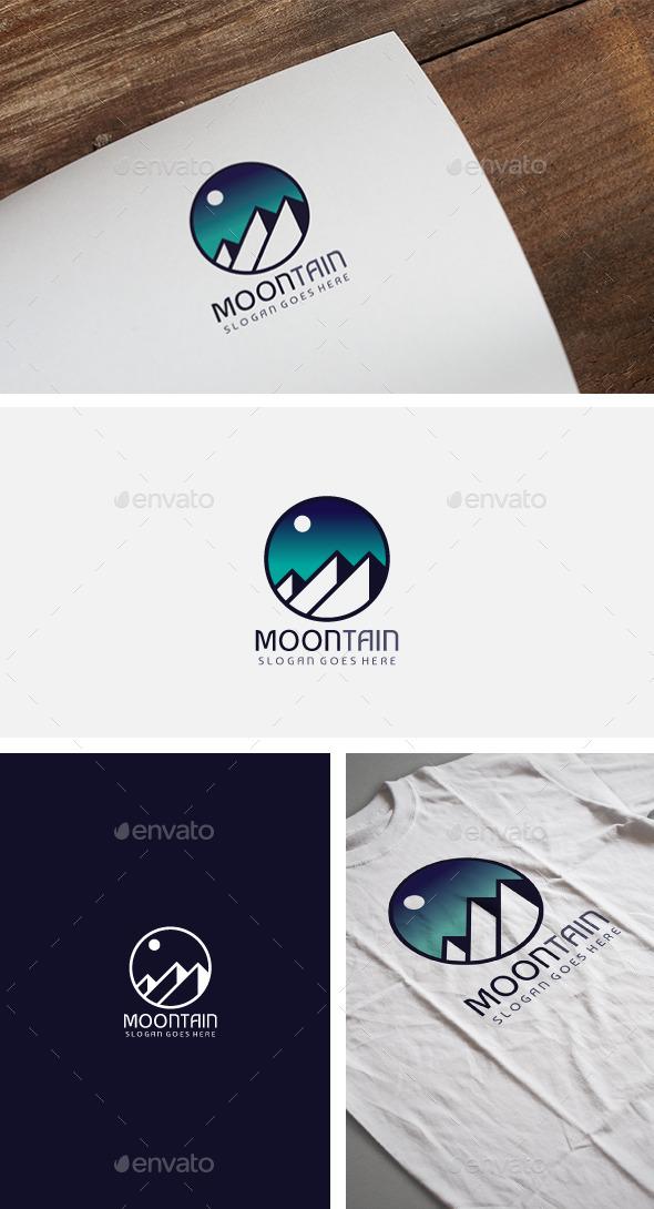 Mountain Moon Logo