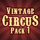 Vintage Circus Backgrounds/Textures Pack 1  - GraphicRiver Item for Sale