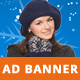 Winter Sale - ad banner