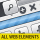 Premium PSD Web Elements - GraphicRiver Item for Sale
