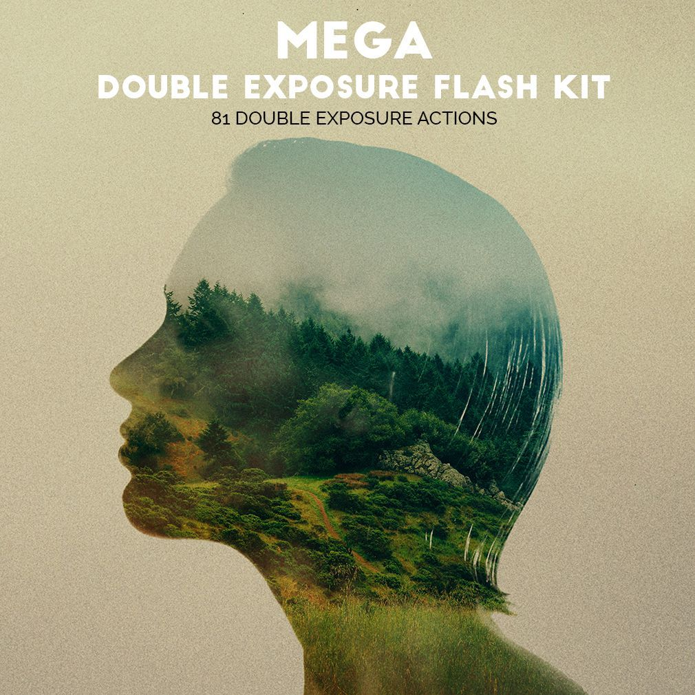 mega double exposure flash kit by krystaldesigns