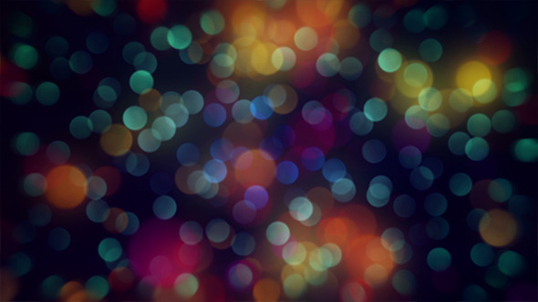 Smooth Bokeh Background 3