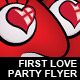 First Love Party - GraphicRiver Item for Sale