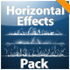 Horizontal Effects Pack - GraphicRiver Item for Sale