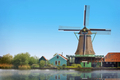 Windmill in Holland - PhotoDune Item for Sale