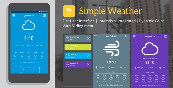 Simple Weather 5.0