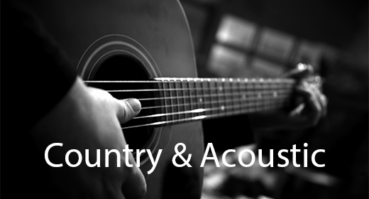 Country & Acoustic Music Collection