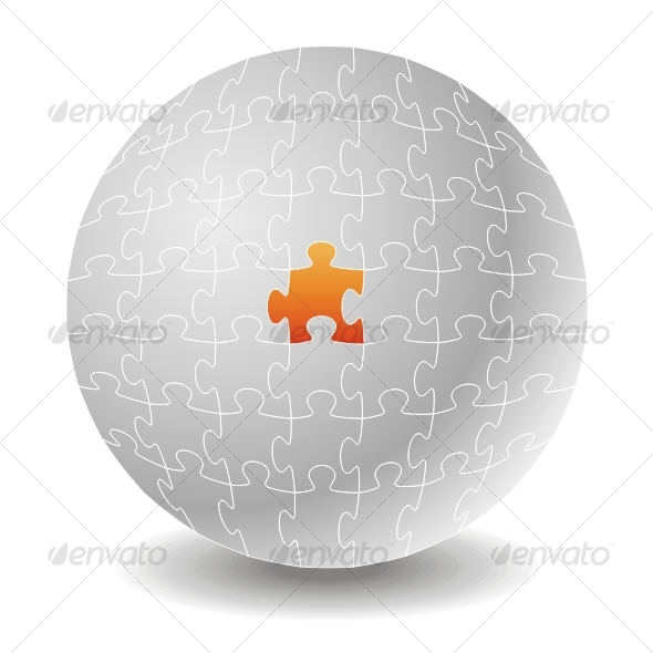GraphicRiver Chosen puzzle Concepts 50103