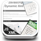 Javascript map - dynamic XML content(with tooltip)