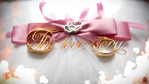 Wedding After Effects Template Videohive 12447379 After