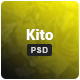 Kito - Photography PSD Template - ThemeForest Item for Sale