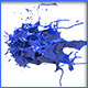 HD Abstract Water Paint Liquid Splash 29