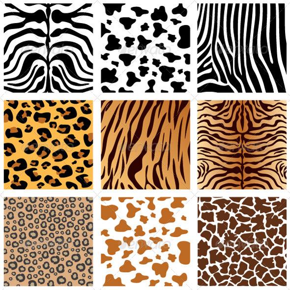 GraphicRiver Animal Skin 103318