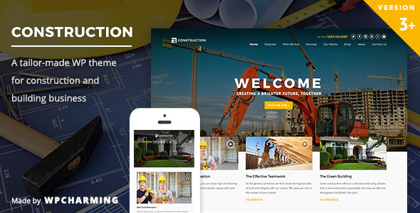 Construction - WP Construction, Building Business