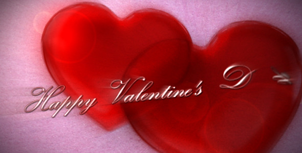 Happy Valentine s Day Hearts