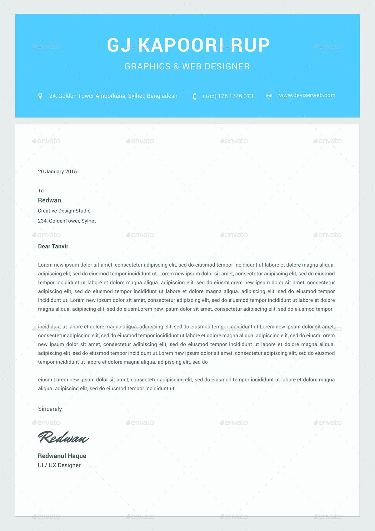 Cv resume or cover letter