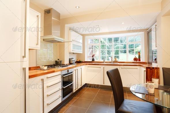 PhotoDune Contemporary kitchen 1250005