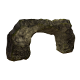 Rocky Arch | Low Poly Environment Asset