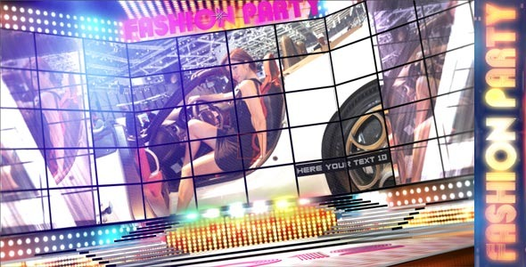 After Effects Project - VideoHive New Year's Fashion Party 2012 1249558
