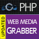 PHP Web Media Grabber - CodeCanyon Item for Sale