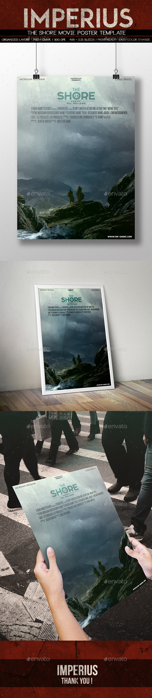 The Shore Movie Poster