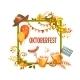 Banner for Oktoberfest Celebration