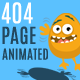 Four Animated 404 Pages (404 Pages) Download
