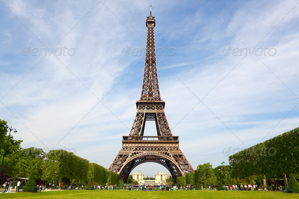 Stock photo tower in paris 1250514 by wdg photo photodune tower in