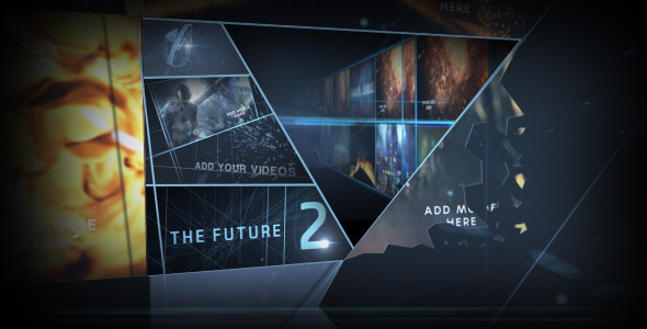 After Effects Project - VideoHive The Future 2 1220992