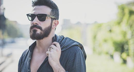 Bearded men