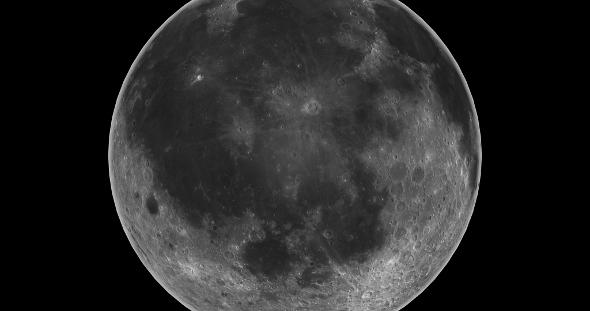 Moon 23K - 3DOcean Item for Sale