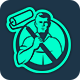 Paint Crew Logo Template