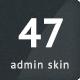 47Admin - Bootstrap Admin Skin