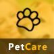 PetCare - Responsive WordPress Theme