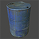 Metal Barrel