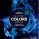 Electro Smoke Futuristic Flyer/Poster