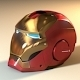 Iron Man Suite Material V-Ray