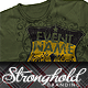 Strong Shield T-Shirt - GraphicRiver Item for Sale